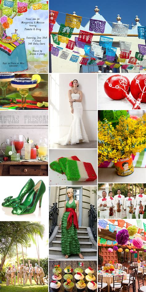 themed wedding reception mexico reception project wedding forums