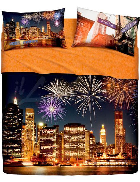 Copriletto New York by Lenzuola Copriletto Una Piazza E Mezza Bassetti New York
