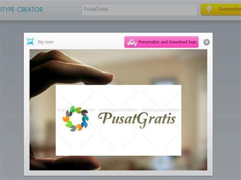 link membuat logo gratis logotype creator cara membuat logo online dengan mudah