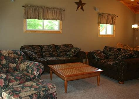 Top Hill Cabins Cook Forest by Sunset Maple Cabin Interior Living Room Picture Of Cook