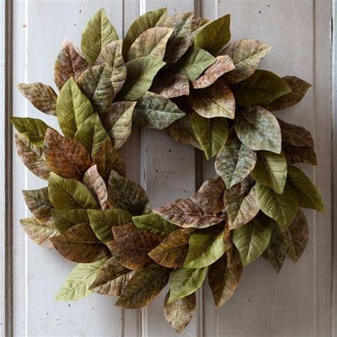 how to make a wreath base how to make a magnolia wreath festive home decorating ideas
