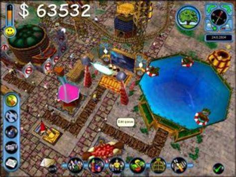 theme park inc screens theme park inc pc 4 of 21