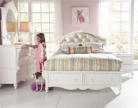 art van kids bedroom sets kidz gear eleanor full upholstered bed with storage