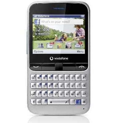 vodafone 555 blue price, specifications, features, reviews