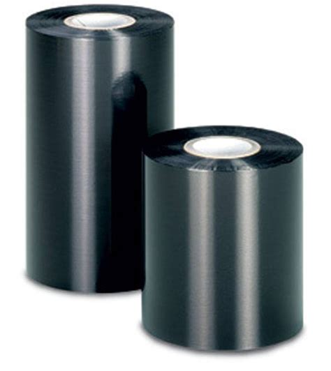 Ribbon Barcode Wax Premium 110 X 75 Meter 1 2 12 7 Mm tip 15 stuks ttr 110 300 premium wax bespaar flink label bv