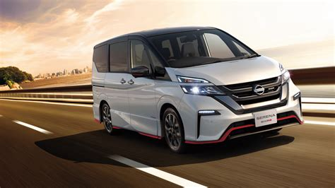 nissan minivan 2018 2018 nissan serena nismo wallpaper hd car wallpapers