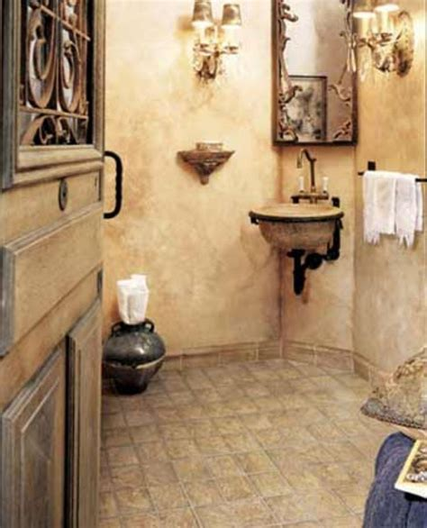 tuscan style bathroom ideas 25 best ideas about tuscan bathroom decor on pinterest
