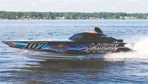 fountain boats still in business fountain powerboats delivers 30 lightning svl race boat
