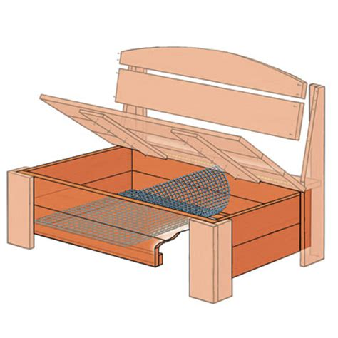 how to make a wooden storage bench assemble the bench base how to build a bench with hidden