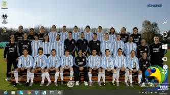 Download Argentina Football Team Players Wallpapers Gallery