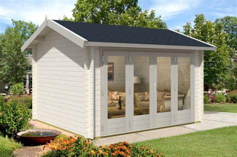 Werkstatt Im Gartenhaus by Gartenhaus Faltt 252 Ren Die Perfekte Kombination