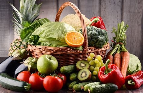 vegetables for skin fruit and vegetables key to attractive skin study