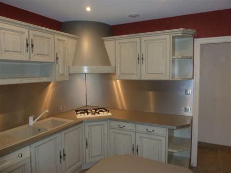 r駭ovation cuisine en bois renovation cuisine chene avant apres renovation cuisine