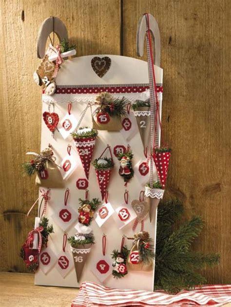 garten adventskalender bastelanleitung adventskalender selber basteln mein