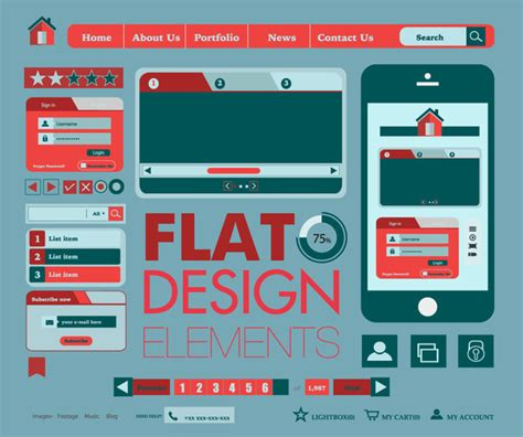 all elements design kelowna vector web design for free download about 1 070 vector