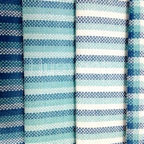 fabric pattern wholesale 100 polyester stripe pattern linen look fabric for sofa