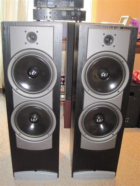 Wharfedale 105 Floorstanding Speaker Premium pair of wharfedale atlantic 400 floorstanding
