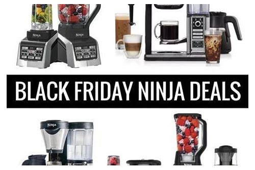 black friday deals ninja blender