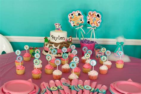sheriff callie birthday ideas