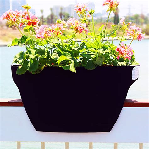 top3 by design greenbo greenbo planter xl black