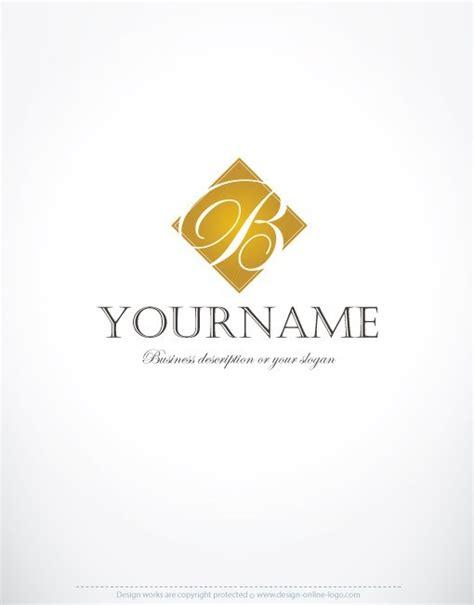 design logo gold alphabet gold logo