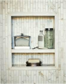bathroom niche shelves shower niche design ideas