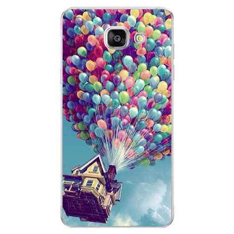 Samsung Galaxy Grand 2 Soft Silicon Ultrathin Transparant Cover balloon cases ultra thin soft silicon tpu cover coque for samsung galaxy s3 s4 s5 s6 s7 edge a3