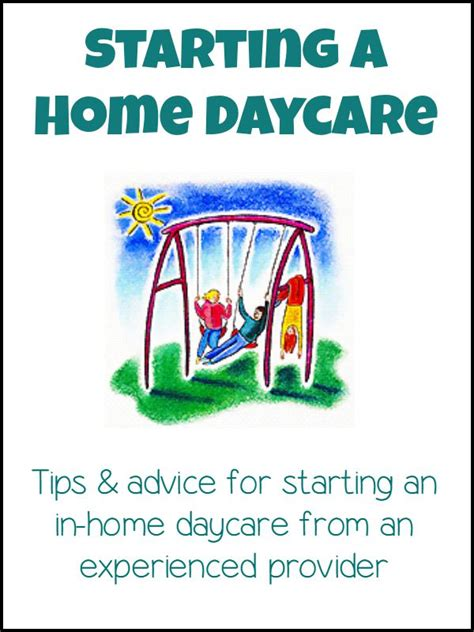 how to start a daycare how to start a home daycare where imagination grows