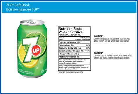 carbohydrates in 7up pepsico canada les marques pepsi pepsico ca