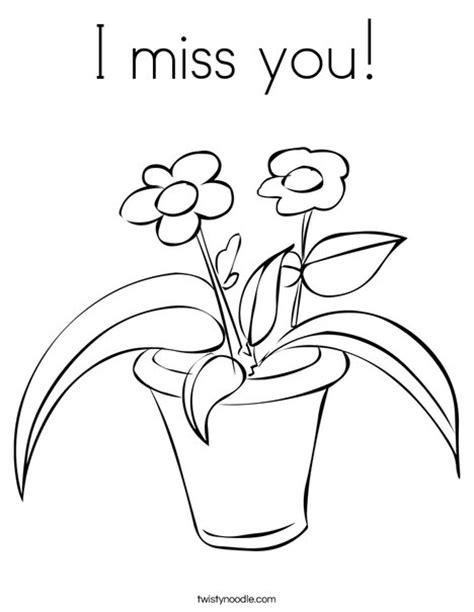 missing you for the holidays an coloring book for those missing a loved one during the holidays books i miss you coloring page twisty noodle