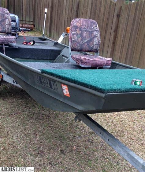 jon boat trailers for sale craigslist armslist for sale 2002 jon boat w wesco trailer 2004