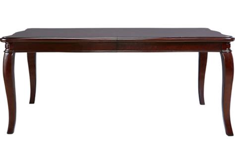 mansell manor cherry rectangle dining room table dining