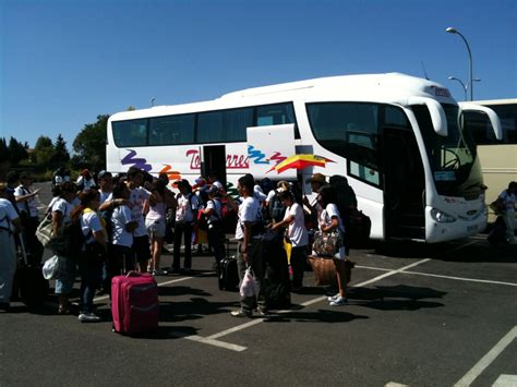 viaje en autobs 8423342352 bus tur 237 stico de barcelona