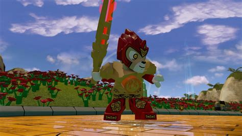 The Lava L In The World by Lego Dimensions Allows The Player To Build Every Gadget