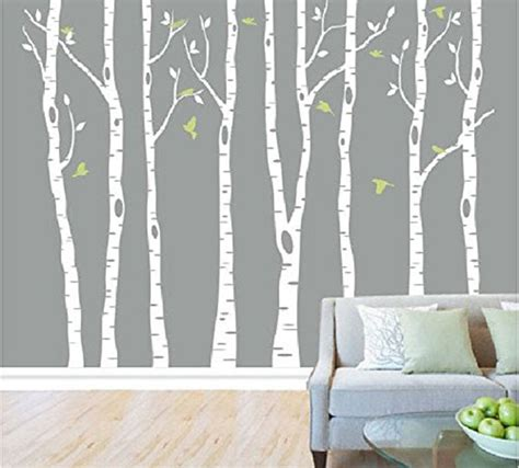20 beautiful trees branches vinyl wall decals wall