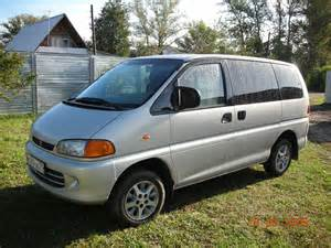 Mitsubishi Space Problems Used 1996 Mitsubishi Space Gear Photos 1997cc Gasoline
