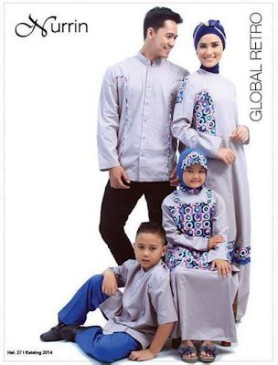 Baju Keluarga Rabbani 20 model baju muslim rabbani modern terbaru 2017 keren
