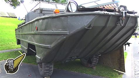wwii duck boats for sale ww2 dukw hibious truck general motors youtube