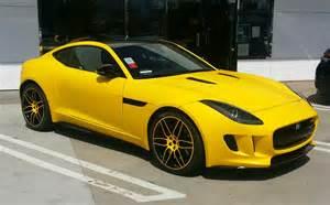 Forum Jaguars Matte Yellow F Type R Coupe Jaguar Forums Jaguar
