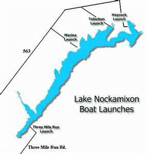 Nockamixon State Park Map by Lake Nockamixon