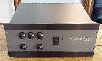 product review cinepro  power amplifier