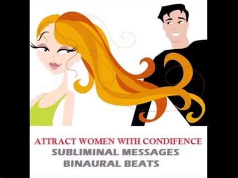 accepting my inner woman subliminal hypno attract women without games be confident be yourself