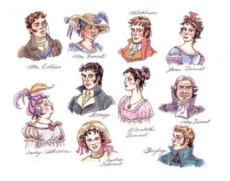 amazon com pride and prejudice main theme from pride introducing pride and prejudice characters who s who