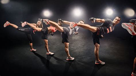 Boxy Comby les mills news bodycombat shoes