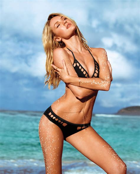 Candice Set candice swanepoel vs launches 2014 new swim collection