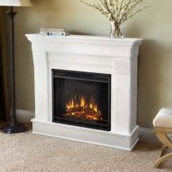 Indoor Stove Fireplace Real Chateau Electric Fireplace White 5910e W