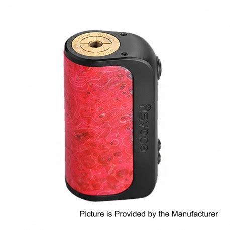 Vapevaporzo Asvape Strider Box Mod 75watt Authentic authentic asvape strider 75w vo 75 chip stable wood tc vw