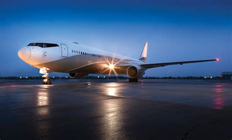Bbj Interior Used Aircraft Review Boeing 767 Business Jet Traveler