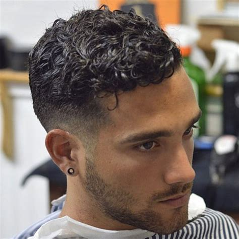 curly hairstyles thick hair fade haircut curly hair fade 2019 guide