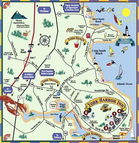 york maine bed and breakfast york harbor inn york harbor maine map and building layout york harbor inn york